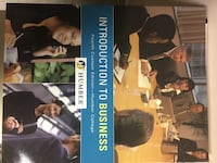 Introduction to Business book Vaughan, L4J 6S7