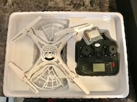 White drone, new in box. Must sell! Montréal, H2E 2A7
