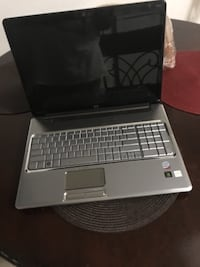 black and gray HP laptop WASHINGTON