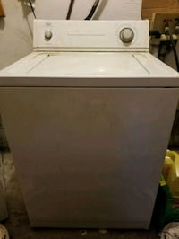 white top-load clothes washer 256 km