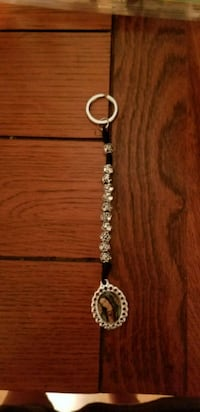 OL Guadalupe Rosary Keychain  Moreno Valley, 92553