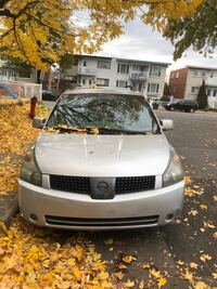2004 Nissan Quest Montreal