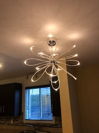 Unique and modern pendant lighting Laval, H7R 0B4