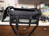 SOFT SIDE PET CARRIER- 21 X 12 X 12 - $15 (MONROVIA, MD 21770)  Monrovia