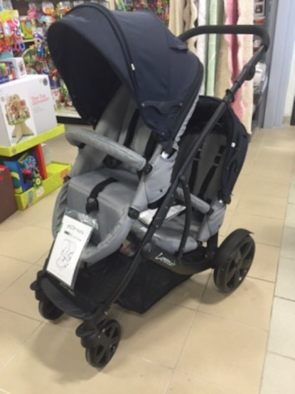 G+G double stroller f71eac6a-3e15-4268-8565-fc4ac7f18200