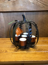 Pumpkin Decor / Pumpkin candle holder Germantown, 20874