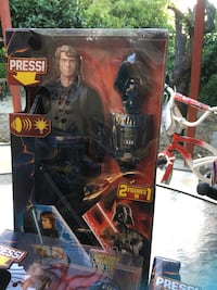 New Star Wars action figures and miscellaneous items Vallejo, 94590