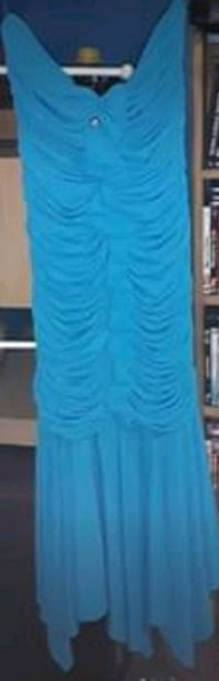CLASSY BLUE DRESS SIZE SMALL St. Catharines