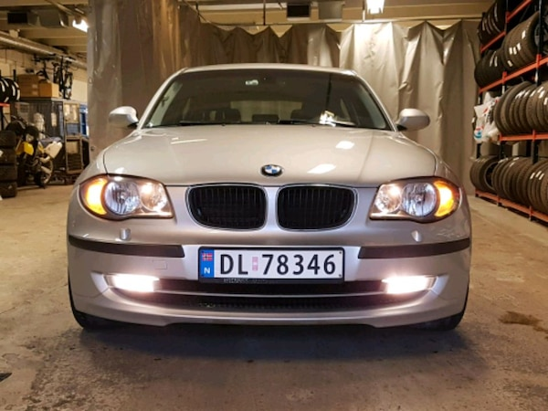 BMW - 1-Series -07 Facelift