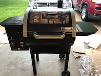 Camp Chef Pellet Grill DLX 24inch Bettendorf, 52722