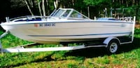 white and blue speed boat Anderson, 29626