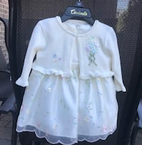 Cinderella dress. Size 6M Vaughan, L6A 0P1