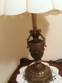 Two bronze lamps  Earlysville, 22936