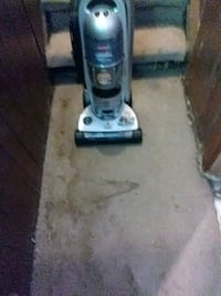black and gray upright vacuum cleaner Cincinnati, 45240
