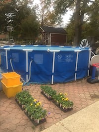 On ground swimming pool with pool accessories  Riverdale, 20737