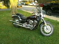 black and gray cruiser motorcycle Catonsville, 21228