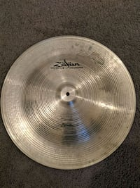"Zildjian. Project 391. 20"" China."
