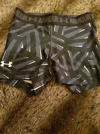 gray and black Under Armour boxer shorts womans  Winnipeg, R3E