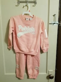 Patriots pink outfit
