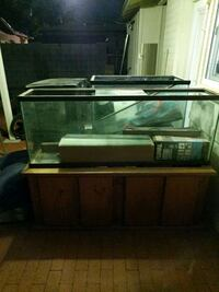 75gal fish tank, stand, other goods Scottsdale, 85257