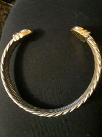 Silver braclet for men Edmonton, T5H 2M7
