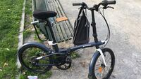 Tilt 500 Decathlon Bici Pieghevole - Folding Bike Milan, 20141