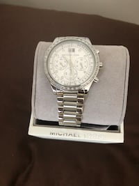 Michael kors silver watch Calgary