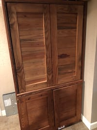 Wooden cabinet  Charles Town, 25414