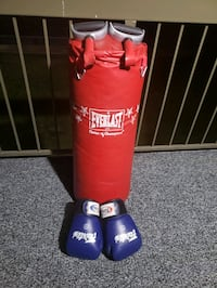Boxing bag , gloves Boxing,  pullup. Phoenix, 85022