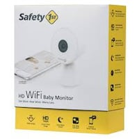 Safety 1st HD Wifi Baby Monitor, Brand new sealed, Storedeal_2982686 Toronto