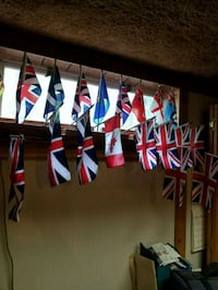Flags galore Sherwood Park, T8A 2B4