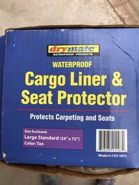 Waterproof Cargo Liner & Seat Protector Luther, 73054