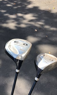 Dunlop driver and 3 wood  Mississauga, L4T 2A2