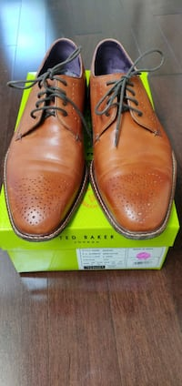 Size 7 Ted Baker Men's dress shoes Vaughan, L6A 1C4
