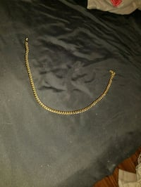 Italian Gold Plated Steel Chain Abbotsford, V2T 3H7