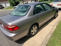 Honda Accord 2000 EX Manual 154K -  Fully loaded - leather - sunroof Alexandria