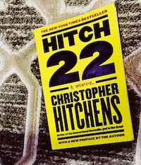Hitch 22 Book by Christopher Hitchens half off!  Mississauga