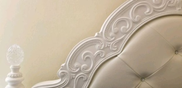 Victorian bed frame (full twin) 3
