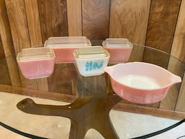 Pyrex Dish Assortment