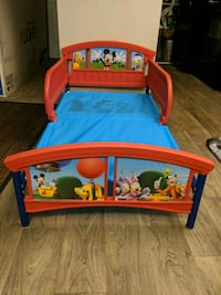 Mickey Mouse Bed Frame (Good Condition) Town 'n' Country, 33615