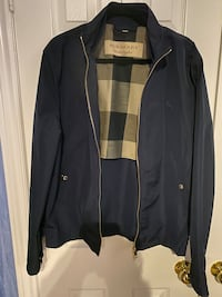 Men's Burberry bomber jacket Brampton, L6Y 5G1
