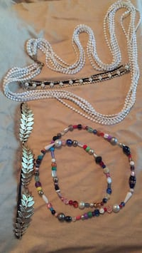 necklaces, headbands Sparks, 89434