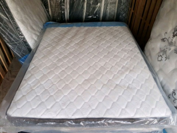 New  double full mattress delivery 40