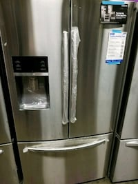 stainless steel french door refrigerator 2225 mi