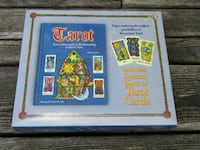 Tarot Cards with Instrucrions Walford