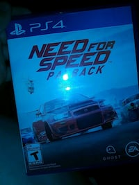 Sony PS4 Need for Speed game case Plainsboro Center, 08536