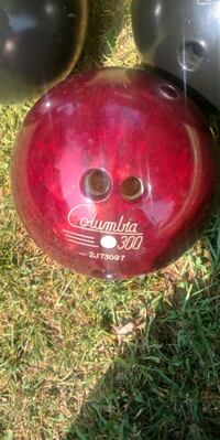 bowling ball asseen on ebay for 167.00 Charles Town, 25414