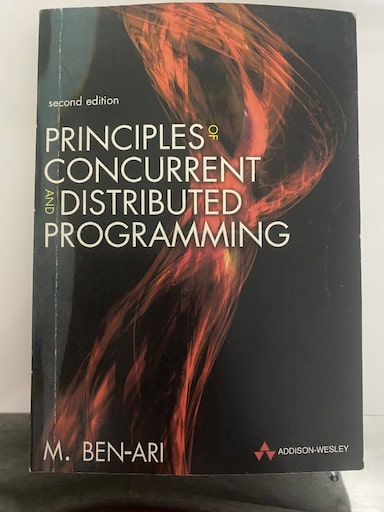 PRINCIPLES OF CONCURRENT AND DISTRIBUTED PROGRAMMING daa2e4bf-a6c3-4efc-9592-8fa296aa56e2