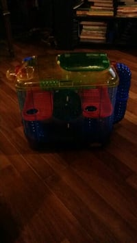 2 story hamster cage (NEED GONE TODAY) Brampton, L6Y 4L5