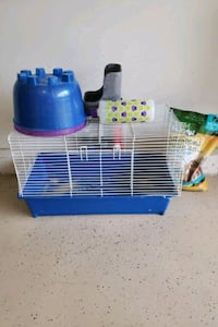 Small animal cage and accessories  Leesburg, 20175